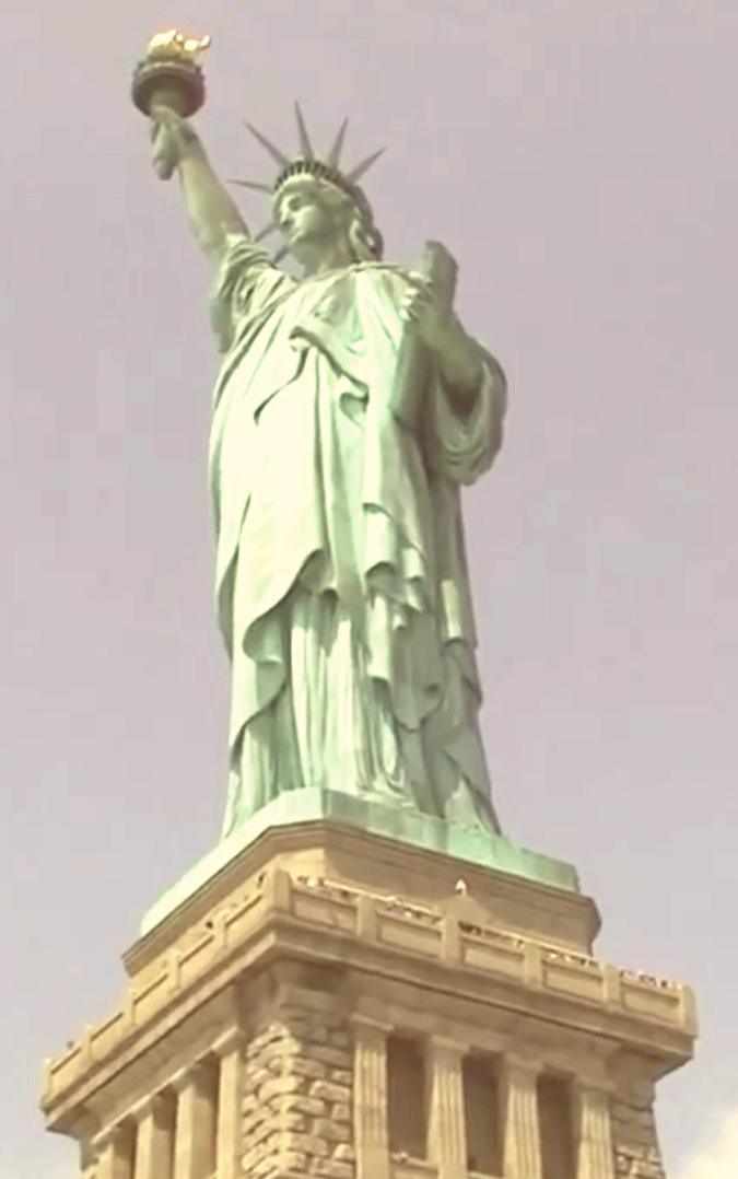 Liberty Island Sculpture Garden - park    Photo 8 of 10   Address: Battery Pl, New York, NY 10004, USA   Phone: (201) 604-2800