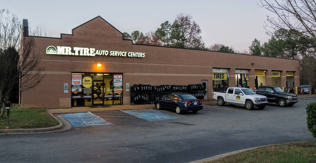 Mr. Tire Auto Service Centers - car repair  | Photo 4 of 8 | Address: 1811 N Harrison Ave, Cary, NC 27513, USA | Phone: (919) 335-5780