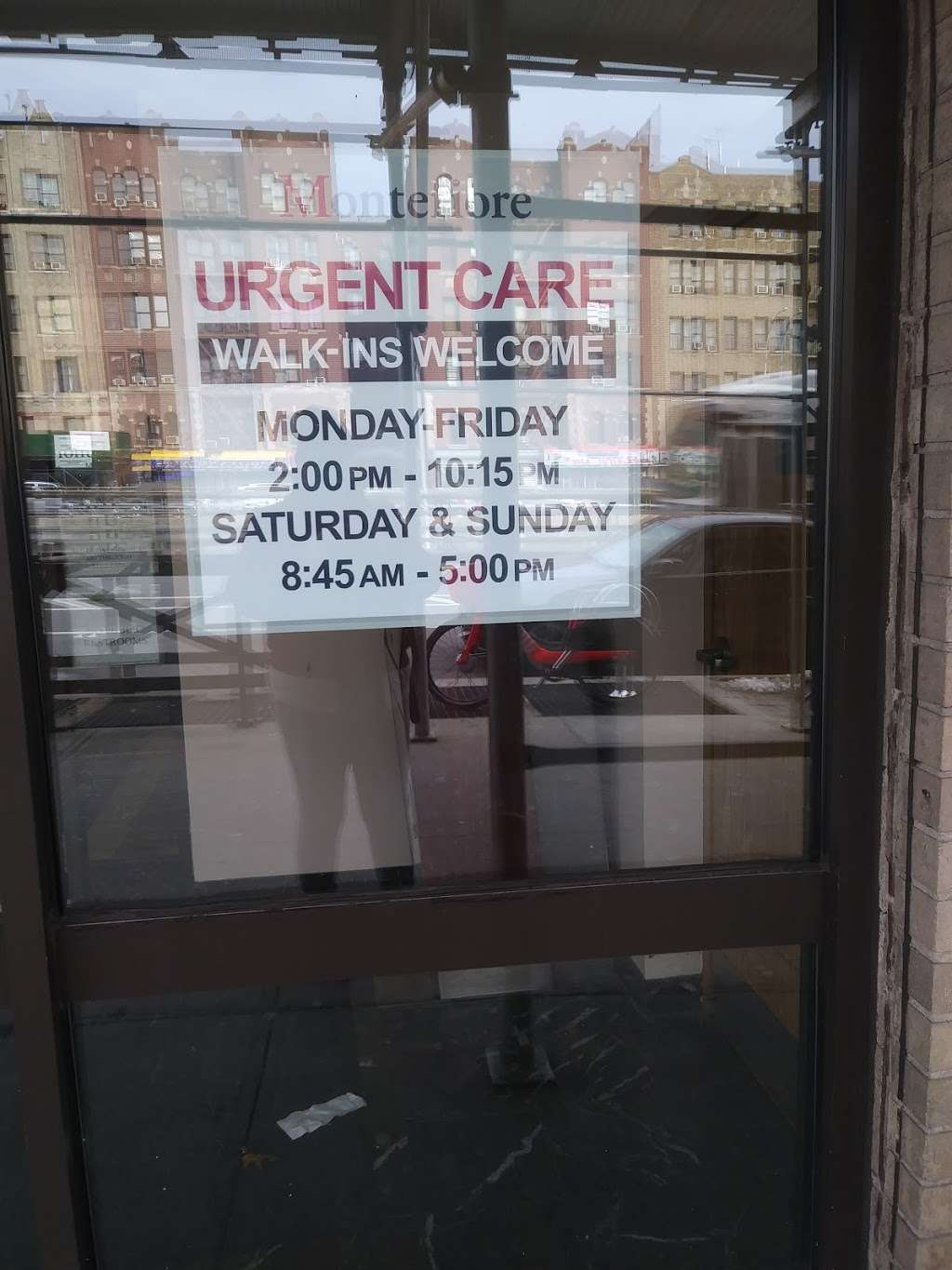 Urgent Care Grand Concourse Montefiore Medical Group - health  | Photo 2 of 2 | Address: 2532 Grand Concourse, The Bronx, NY 10458, USA | Phone: (718) 960-1569