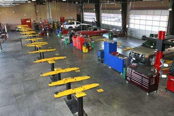Ted Wiens Tire & Auto - car repair    Photo 4 of 10   Address: 4435 W Wigwam Ave, Las Vegas, NV 89139, USA   Phone: (702) 589-9200