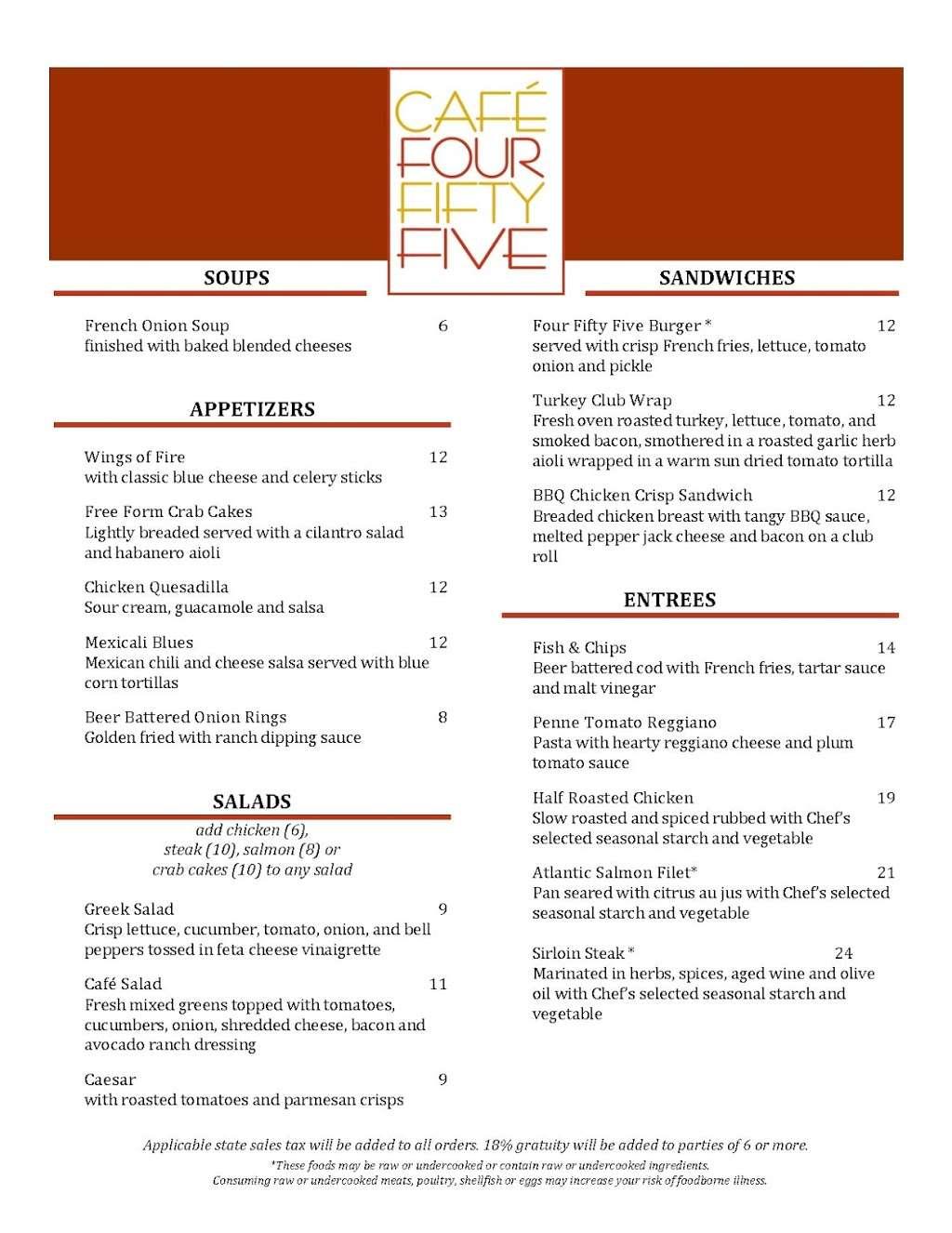 Cafe 455 - cafe  | Photo 1 of 2 | Address: 400 Plaza Dr, Secaucus, NJ 07094, USA