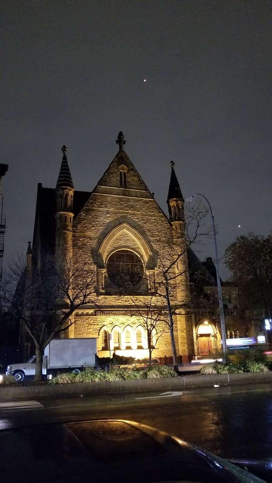 Salem United Methodist Church - church  | Photo 3 of 10 | Address: 2190 Adam Clayton Powell Jr Blvd, New York, NY 10027, USA | Phone: (212) 678-2700