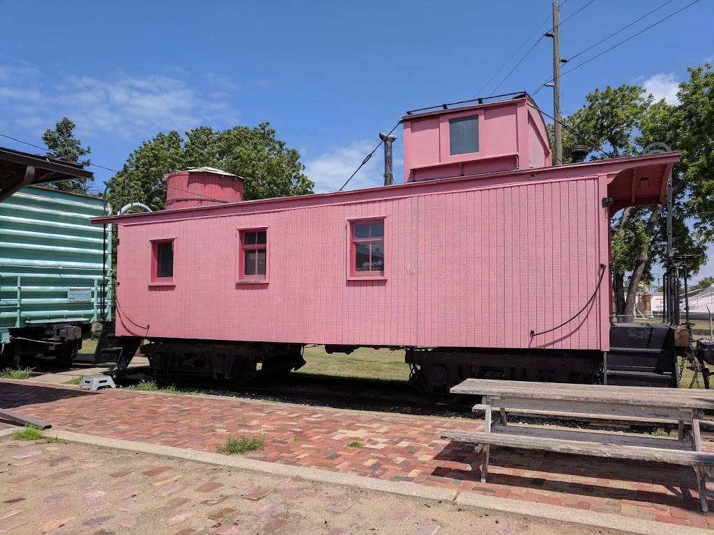 The Florence Depot Museum - museum  | Photo 8 of 10 | Address: 9000 N 30th St, Omaha, NE 68112, USA | Phone: (402) 453-4462