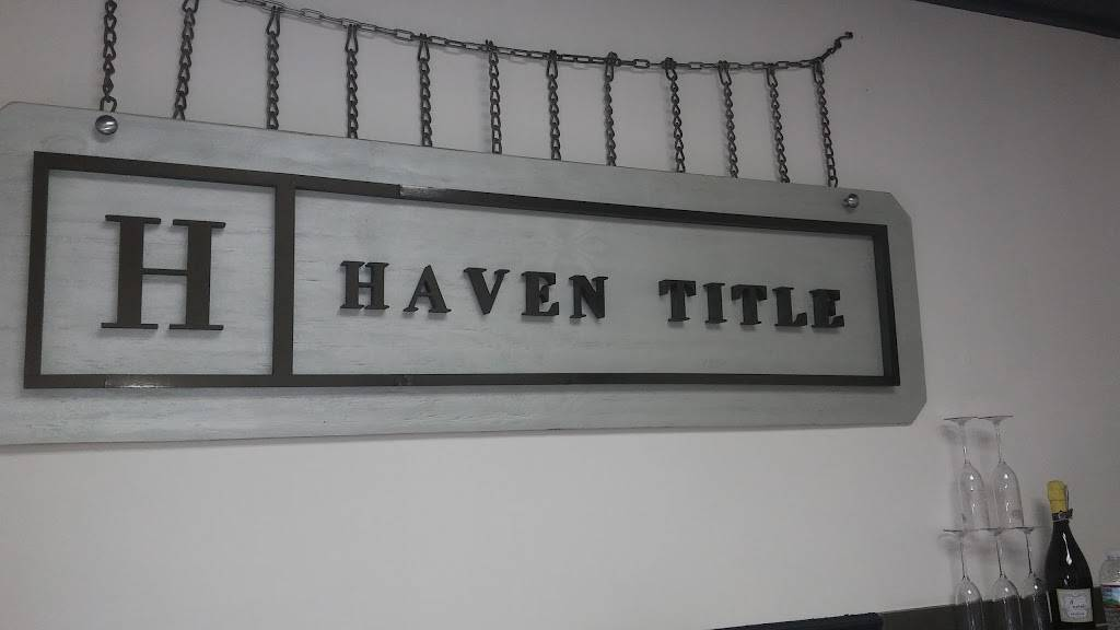 Haven Title, LLC - insurance agency  | Photo 2 of 3 | Address: 3249 W Cypress St suite c, Tampa, FL 33607, USA | Phone: (813) 699-3054