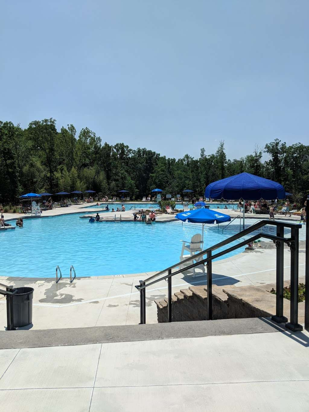 Waterside at the Catawba Clubhouse, Pool and Tennis Courts - gym  | Photo 5 of 10 | Address: 1061 Bryson Gap Dr, Fort Mill, SC 29715, USA