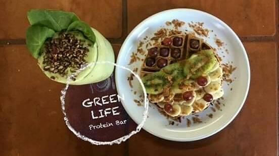 Protein Bar Green Life - restaurant  | Photo 1 of 10 | Address: Calz. Ermita Nte. 193, Los Españoles, 22104 Tijuana, B.C., Mexico | Phone: 664 979 6876