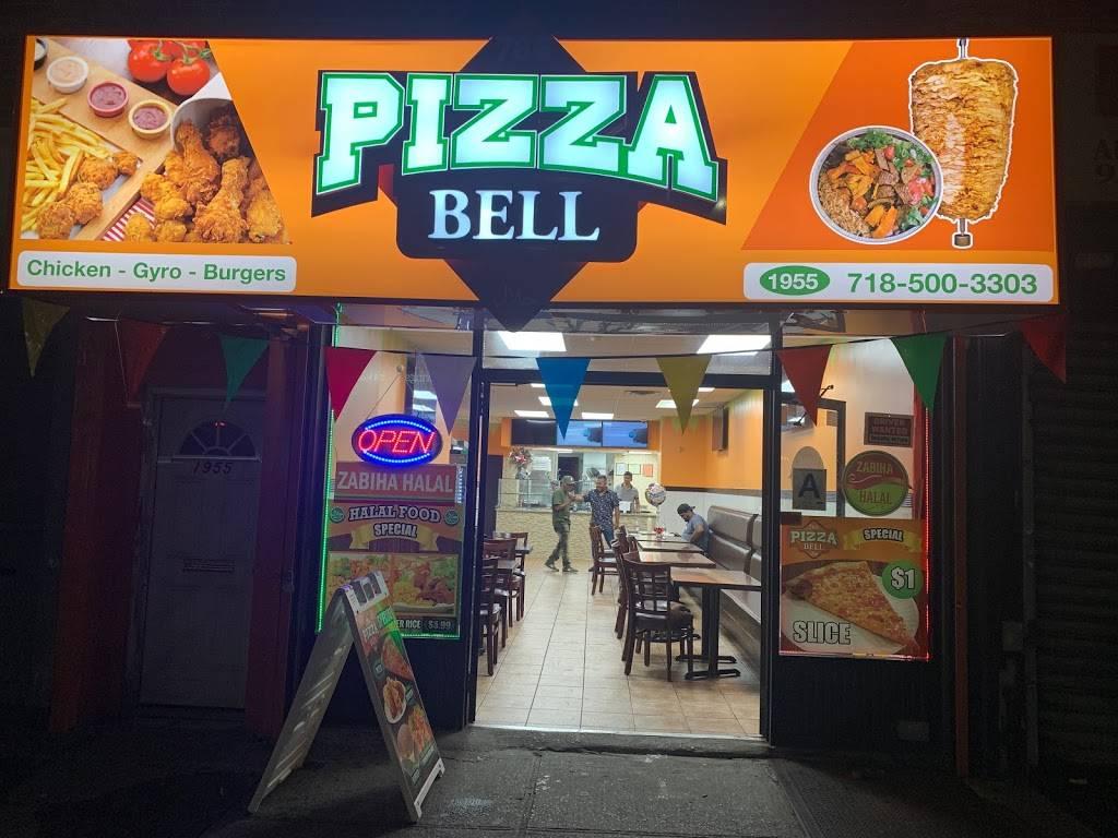 Pizza Bell - restaurant  | Photo 2 of 7 | Address: 1955 Flatbush Ave, Brooklyn, NY 11234, USA | Phone: (718) 500-3303