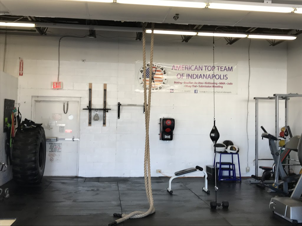 American Top Team of Indianapolis - gym  | Photo 10 of 10 | Address: 3980 Georgetown Rd B, Indianapolis, IN 46254, USA | Phone: (317) 744-8085