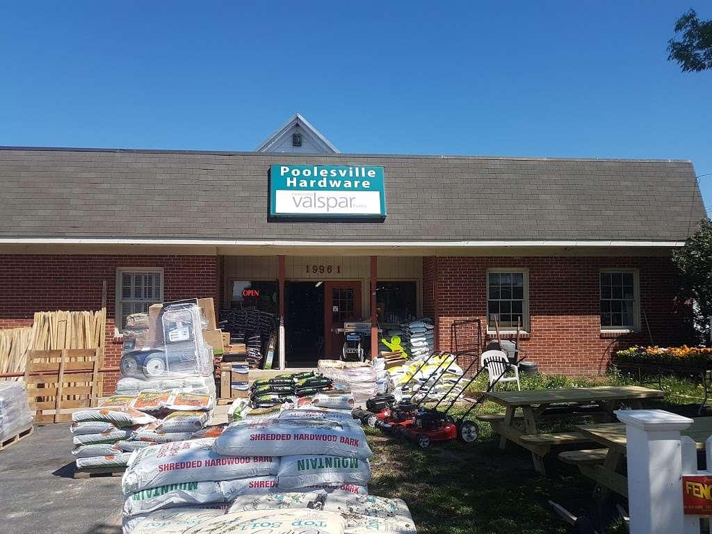 Poolesville Hardware - hardware store  | Photo 2 of 6 | Address: 19961 Fisher Ave, Poolesville, MD 20837, USA | Phone: (240) 551-5156