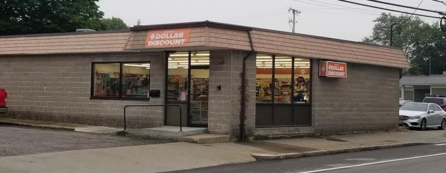 Michaels Dollar Discount - store  | Photo 1 of 2 | Address: 599 Benefit St, Pawtucket, RI 02861, USA | Phone: (401) 722-1286