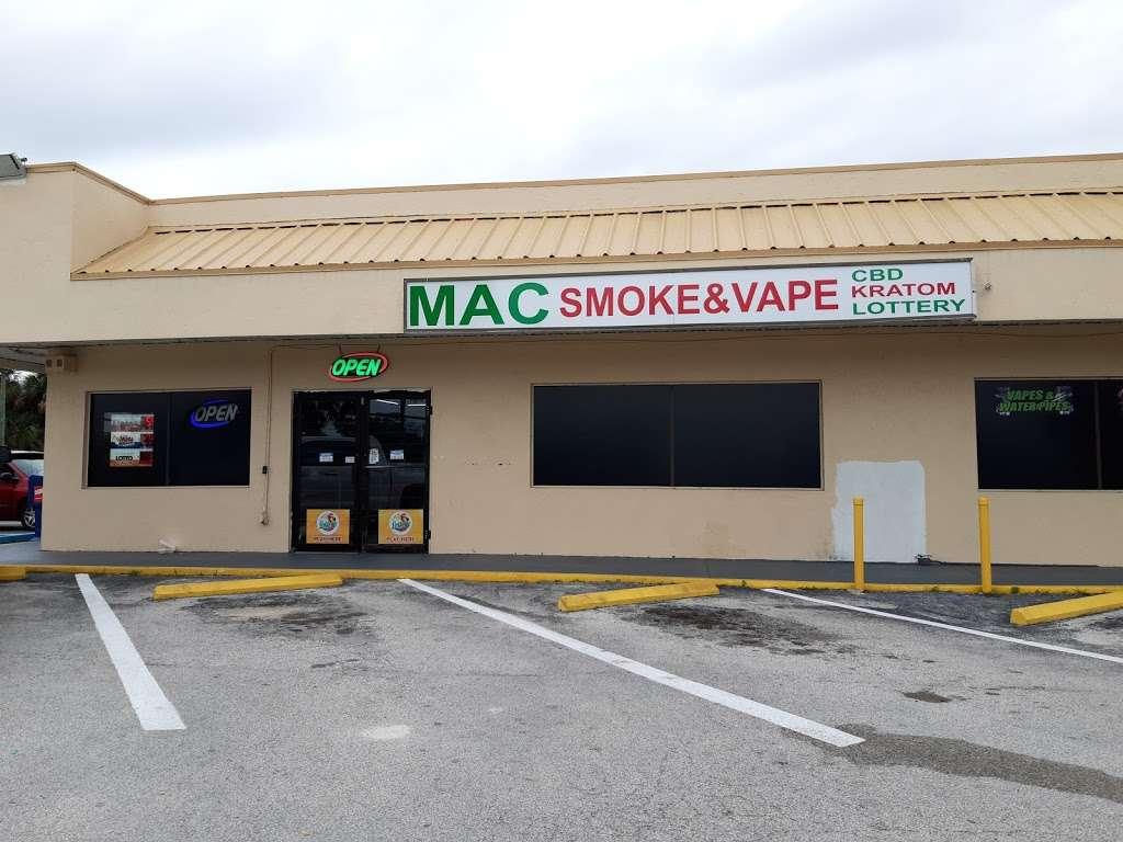 Mac Smoke n Vape Shop - store  | Photo 1 of 10 | Address: 2120 S Ridgewood Ave, Edgewater, FL 32141, USA | Phone: (386) 689-3851