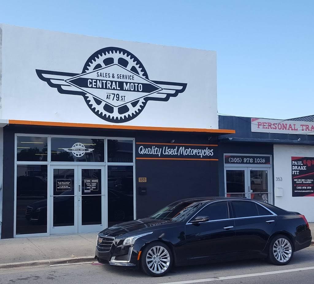 Central Moto - store  | Photo 1 of 9 | Address: 351 NE 79th St #102, Miami, FL 33138, USA | Phone: (786) 506-6061