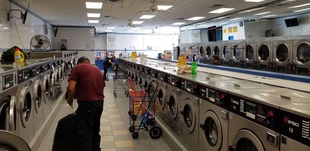 Parkview EZ Wash - laundry  | Photo 2 of 2 | Address: 9266 John Fitzgerald Kennedy Blvd, North Bergen, NJ 07047, USA | Phone: (201) 662-7100