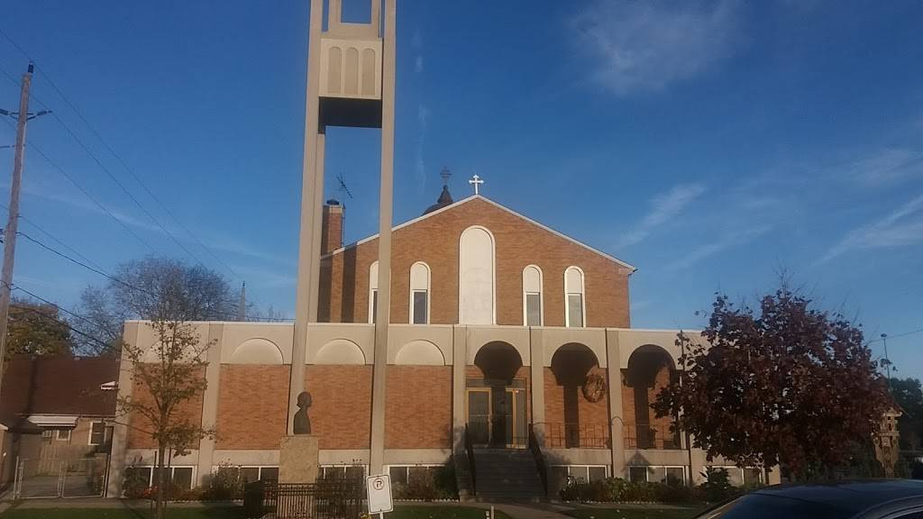 St. Georges Romanian Orthodox Church - church    Photo 5 of 10   Address: 1960 Tecumseh Rd E, Windsor, ON N8W 1E1, Canada   Phone: (519) 253-9333