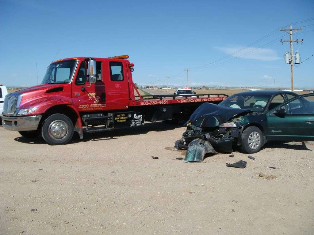 M B Towing Services - car repair  | Photo 3 of 4 | Address: 2732 Co Rd 27, Fort Lupton, CO 80621, USA | Phone: (303) 857-9770