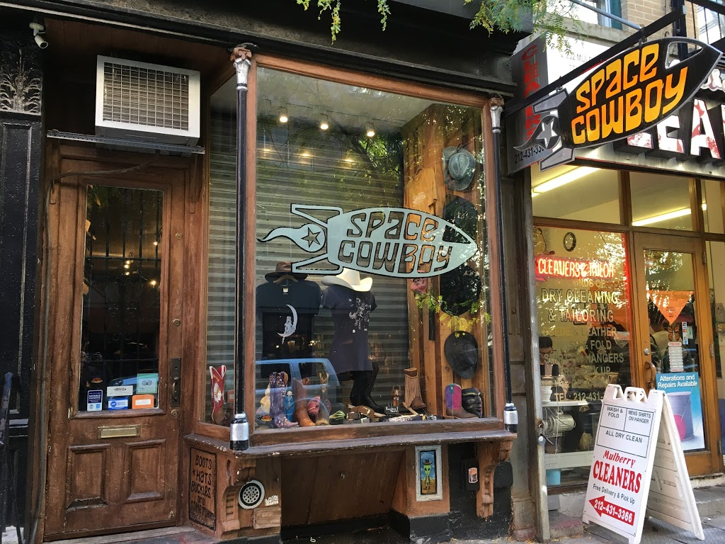 Space Cowboy Boots, NYC - shoe store  | Photo 2 of 10 | Address: 234 Mulberry St, New York, NY 10012, USA | Phone: (646) 559-4779