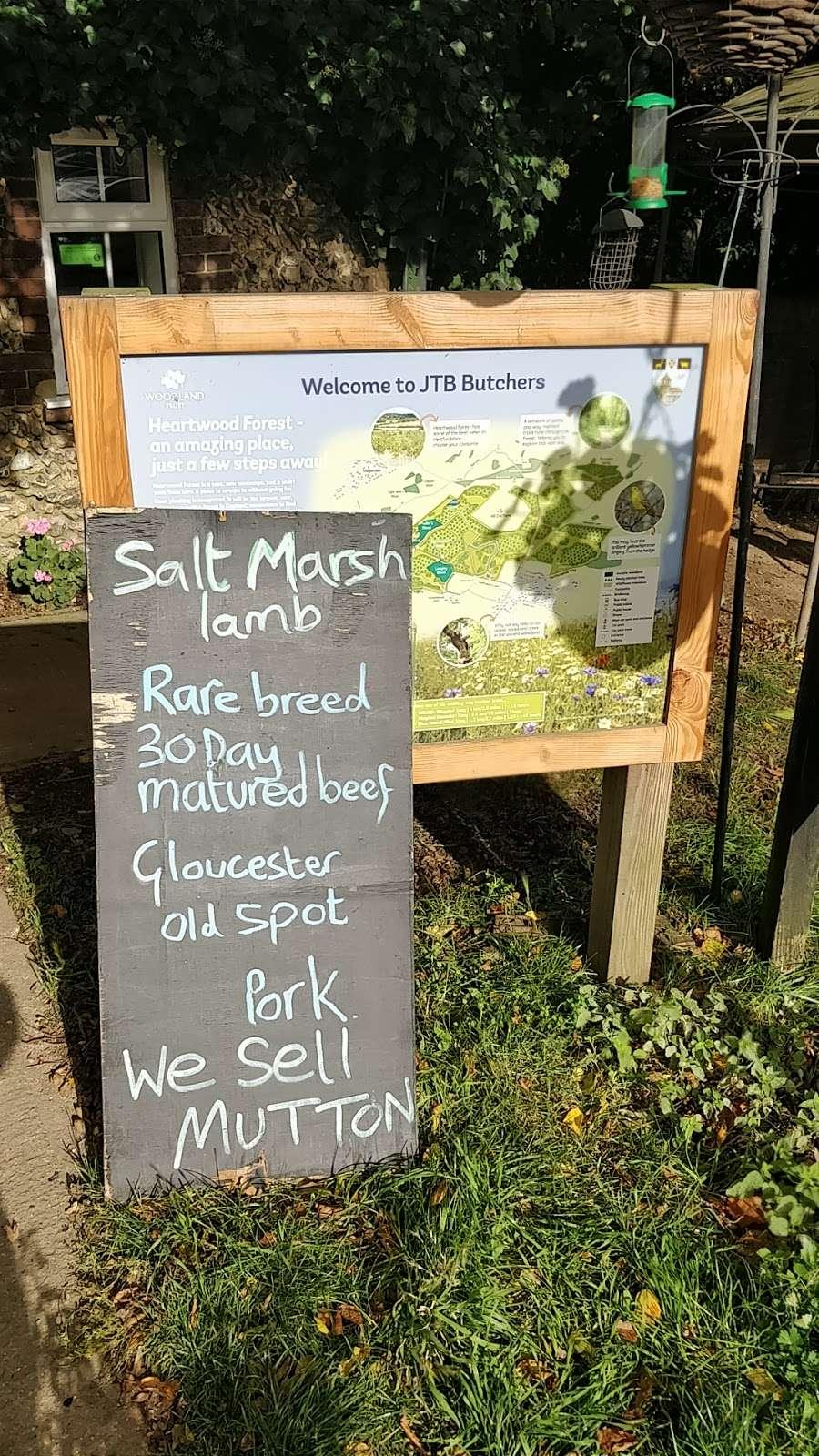 J T B Butchers - store  | Photo 4 of 4 | Address: Sandridgebury Ln, Sandridgebury Farm, St Albans AL3 6JB, UK | Phone: 01727 852152