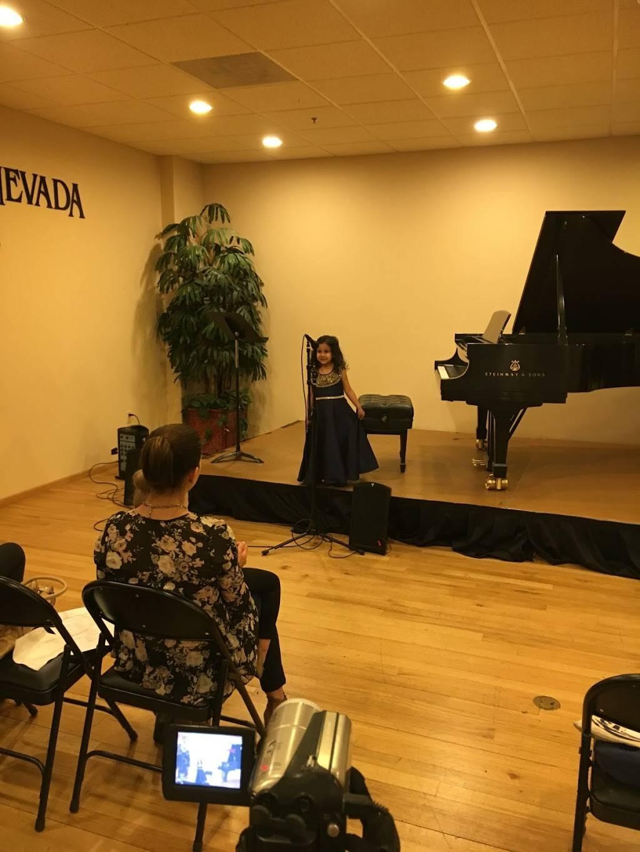 Las Vegas Piano School - electronics store    Photo 5 of 9   Address: 4155 Flamingo Crest Dr #5, Las Vegas, NV 89121, USA   Phone: (702) 809-7576