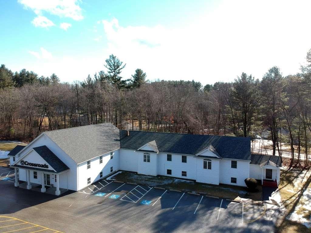 Crossroads Church - church  | Photo 1 of 9 | Address: 43 Atwood Rd, Pelham, NH 03076, USA | Phone: (603) 635-1556