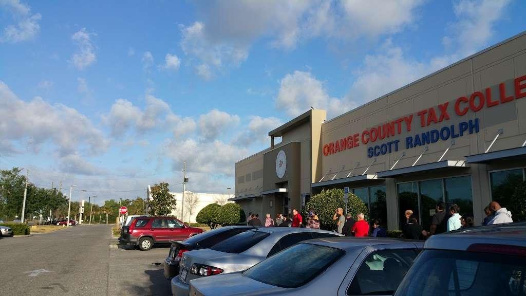 DMV - local government office  | Photo 2 of 10 | Address: 8185 Lee Vista Blvd, Orlando, FL 32829, USA | Phone: (407) 845-6200