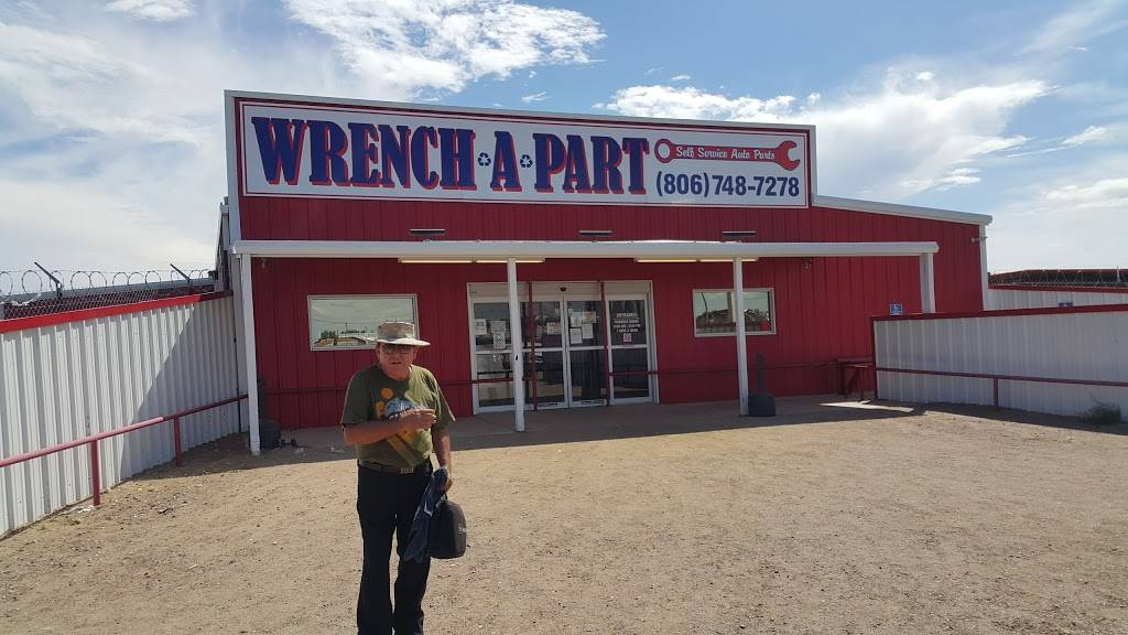 Lubbock Wrench A Part - car dealer  | Photo 1 of 10 | Address: 4210 E Slaton Hwy, Lubbock, TX 79404, USA | Phone: (806) 745-8733
