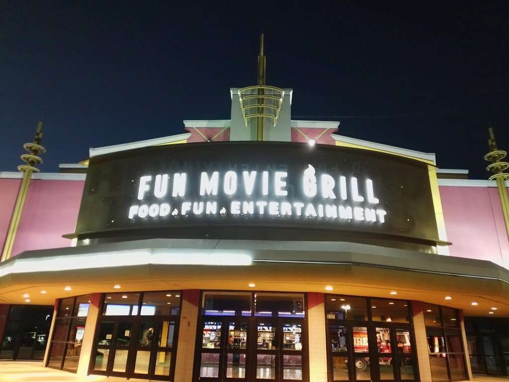 Fun Movie Grill Macarthur Market place - movie theater  | Photo 4 of 10 | Address: 8505 Walton Blvd, Irving, TX 75063, USA | Phone: (972) 556-9524