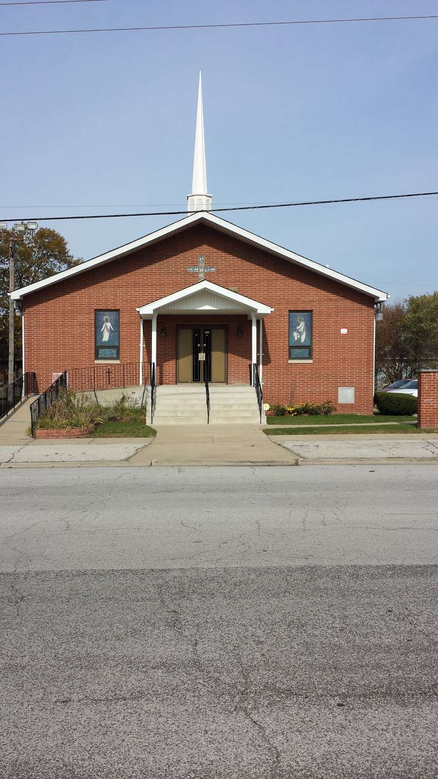 New Revelation Baptist Church - church    Photo 1 of 3   Address: 3140 W 21st Ave, Gary, IN 46404, USA   Phone: (219) 949-2225