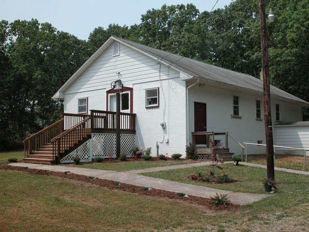 Faith Baptist Church - church  | Photo 1 of 1 | Address: 465 Greenville Rd, Elmer, NJ 08318, USA | Phone: (856) 358-0024