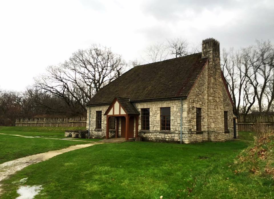 Fort Meigs Historic Site - museum    Photo 6 of 8   Address: 29100 W River Rd, Perrysburg, OH 43551, USA   Phone: (419) 874-4121