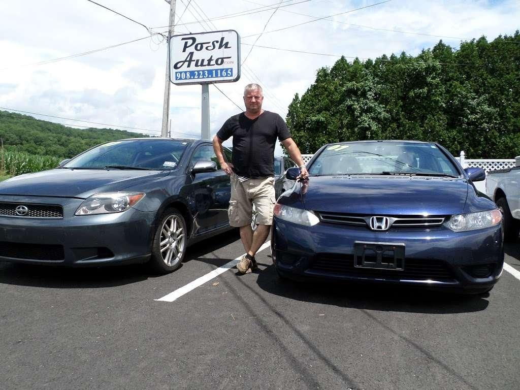 Posh Auto - car dealer    Photo 2 of 3   Address: 2403 NJ-57, Washington, NJ 07882, USA   Phone: (908) 223-1165