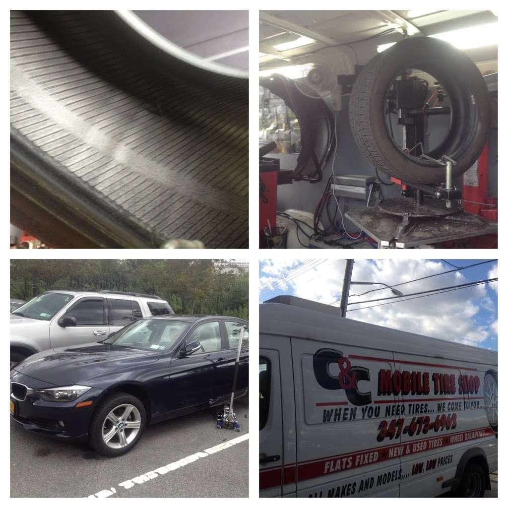Mobile Tire Shop - car repair    Photo 10 of 10   Address: 654 Utica Ave, Brooklyn, NY 11203, USA   Phone: (347) 673-6962