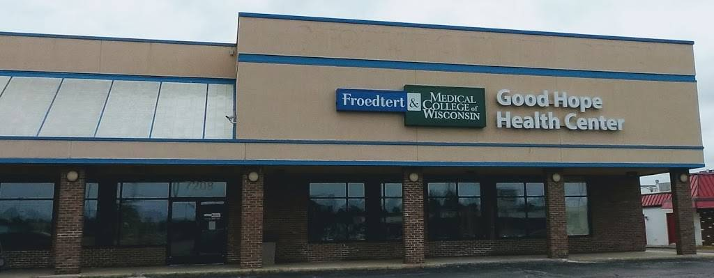 Froedtert Good Hope Health Center - hospital  | Photo 1 of 1 | Address: 7208 N 76th St, Milwaukee, WI 53223, USA | Phone: (414) 454-4800