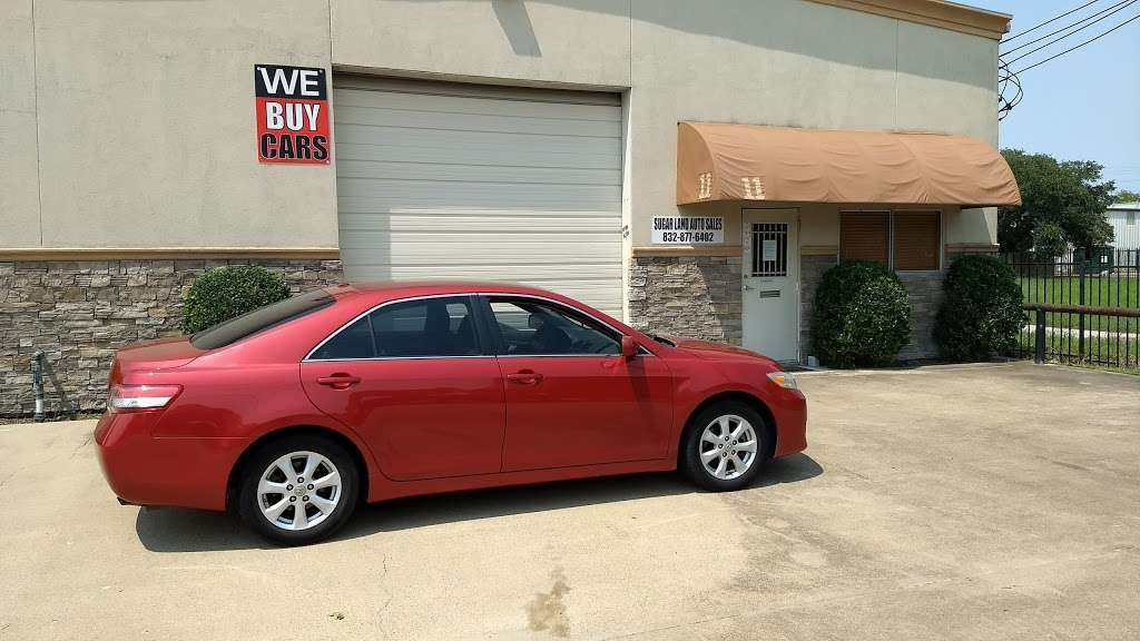 Sell My Car - car dealer  | Photo 1 of 1 | Address: 2638 5th St #11, Stafford, TX 77477, USA | Phone: (832) 877-6402