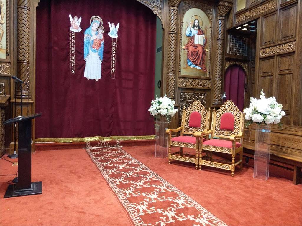 St Mary Coptic Orthodox Church - church  | Photo 3 of 10 | Address: 15450 Lyons Rd, Delray Beach, FL 33484, USA | Phone: (561) 870-5004