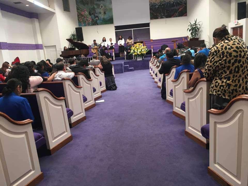 Ebenezer Iglesia Adventista del Septimo Dia - church  | Photo 10 of 10 | Address: 1900 W 48th St, Los Angeles, CA 90062, USA