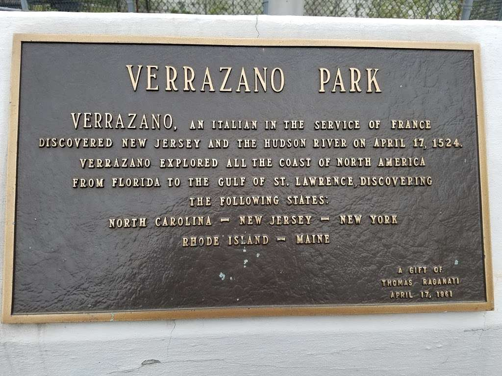 Verrazano Park - park | Address: 6400 John Fitzgerald Kennedy Blvd, West New York, NJ 07093, USA