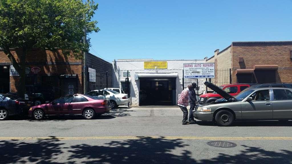 Barns Auto Repair & Sales Inc - car repair    Photo 2 of 2   Address: 1470 Schenectady Ave, Brooklyn, NY 11203, USA   Phone: (718) 282-8402
