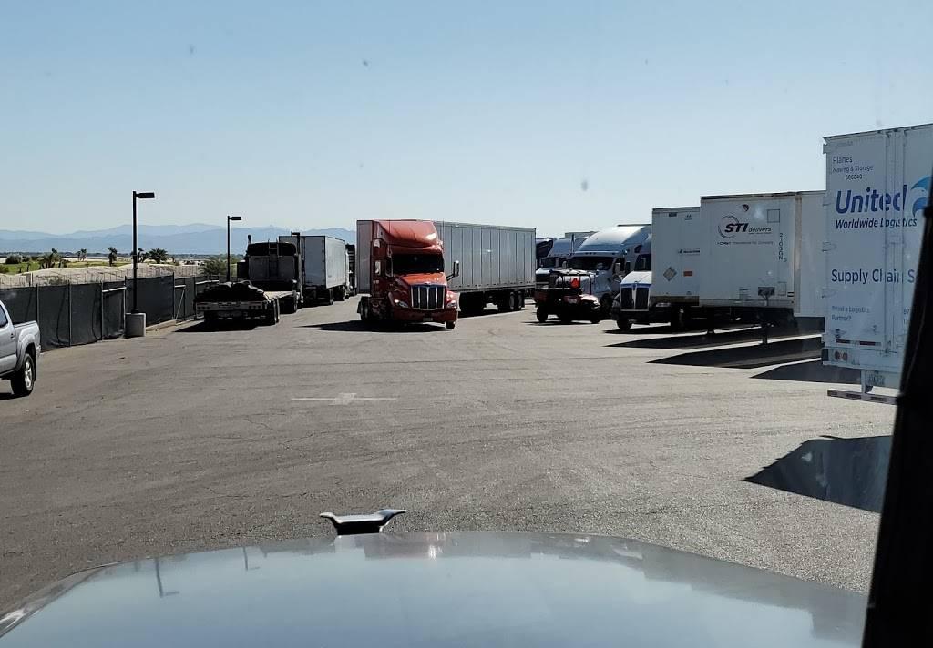 GES Marshaling Yard - moving company  | Photo 1 of 8 | Address: 2982 W Post Rd, Las Vegas, NV 89119, USA | Phone: (702) 263-0234