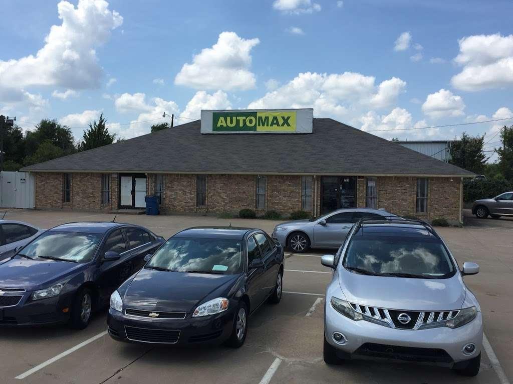 Automax Desoto - car dealer    Photo 2 of 7   Address: 701 S Interestate 35 E, DeSoto, TX 75115, USA   Phone: (972) 528-9099