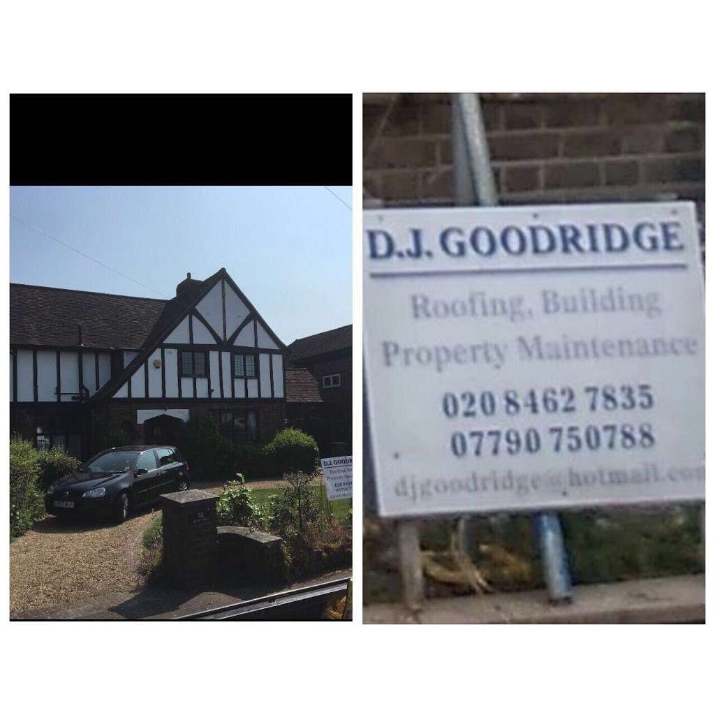 DJ Goodridge Roofing and Building - roofing contractor    Photo 4 of 4   Address: Hayes, Bromley BR2 9EE, UK   Phone: 020 8462 7835