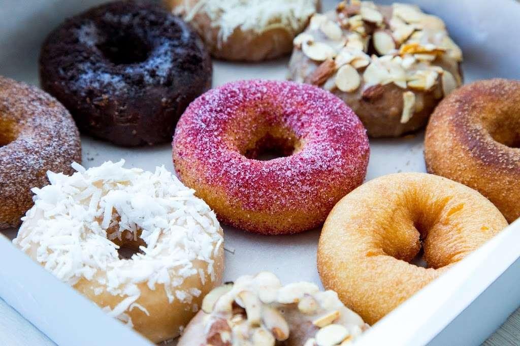 Underwest Donuts - bakery    Photo 5 of 10   Address: 638 W 47th St, New York, NY 10036, USA   Phone: (212) 317-2359