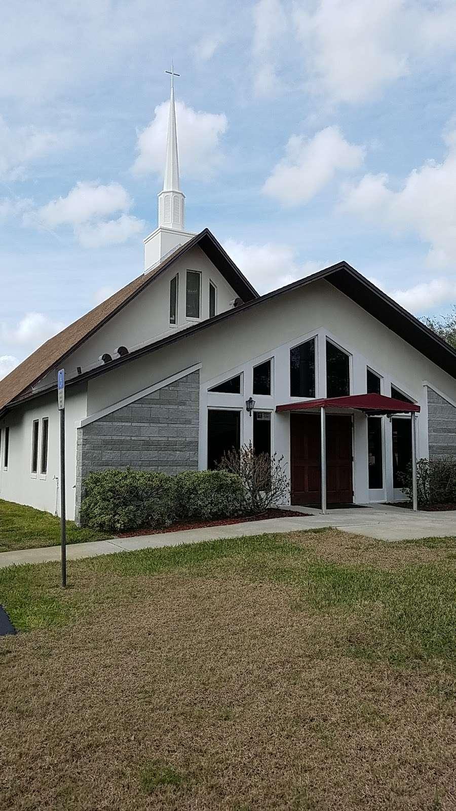 King of Kings Lutheran Church | 1101 N Wymore Rd, Maitland