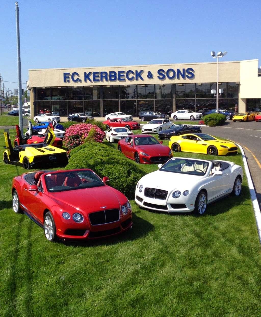 F.C. Kerbeck Rolls-Royce, 100 NJ-73, Palmyra, NJ 08065, USA