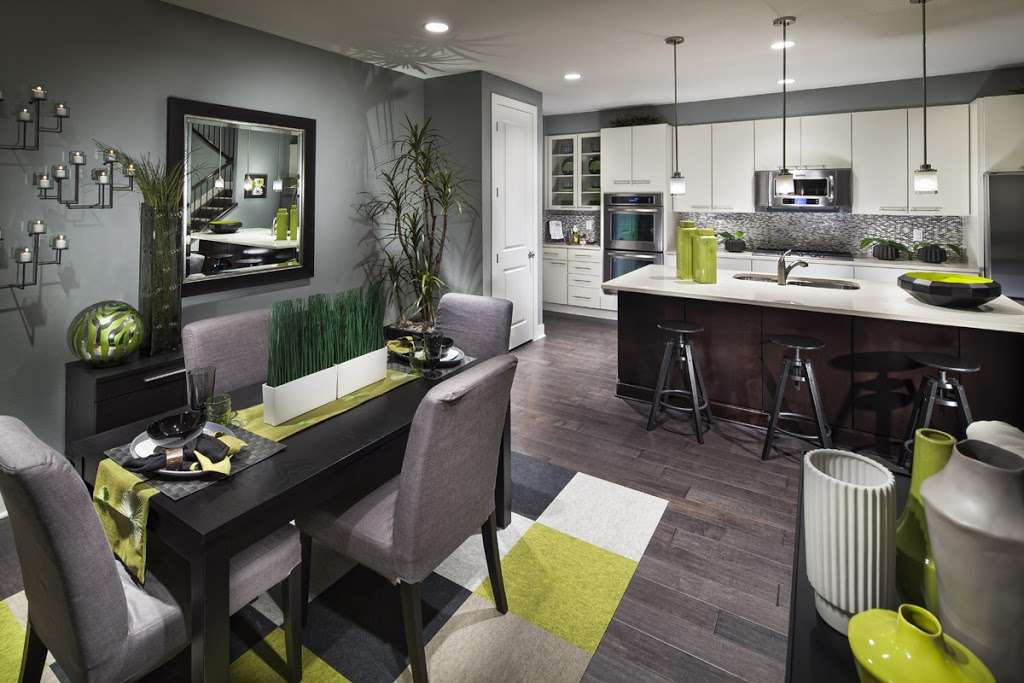 The Villas At Meridian Village by KB Home Sales Office - real estate agency  | Photo 1 of 6 | Address: 10241 Kenneth Dr, Parker, CO 80134, USA | Phone: (303) 323-1189