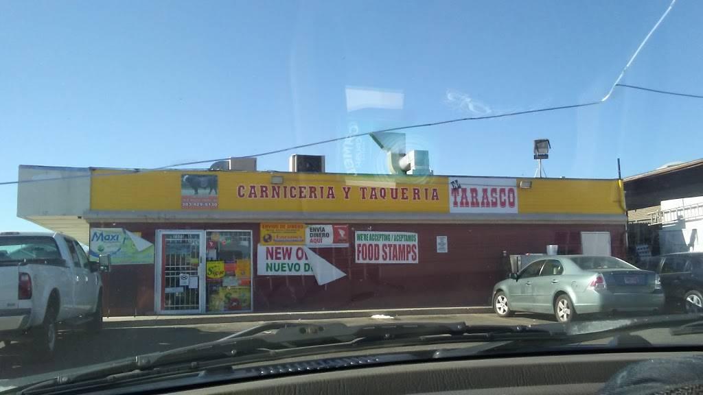 Carniceria El Tarasco - restaurant    Photo 7 of 9   Address: 7575 Broadway, Denver, CO 80221, USA   Phone: (303) 429-1007