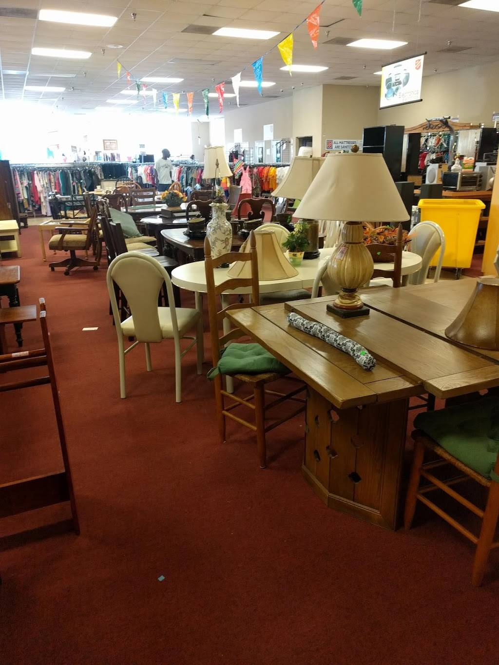 The Salvation Army Family Store and Donation Center - furniture store  | Photo 8 of 10 | Address: 205 Tryon Rd, Raleigh, NC 27603, USA | Phone: (919) 779-8867