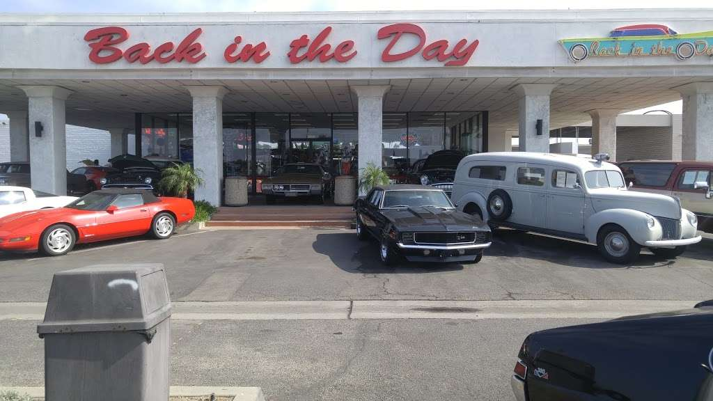 BACK IN THE DAY CLASSICS - car dealer  | Photo 6 of 10 | Address: 21126 S Avalon Blvd, Carson, CA 90745, USA | Phone: (310) 684-4900