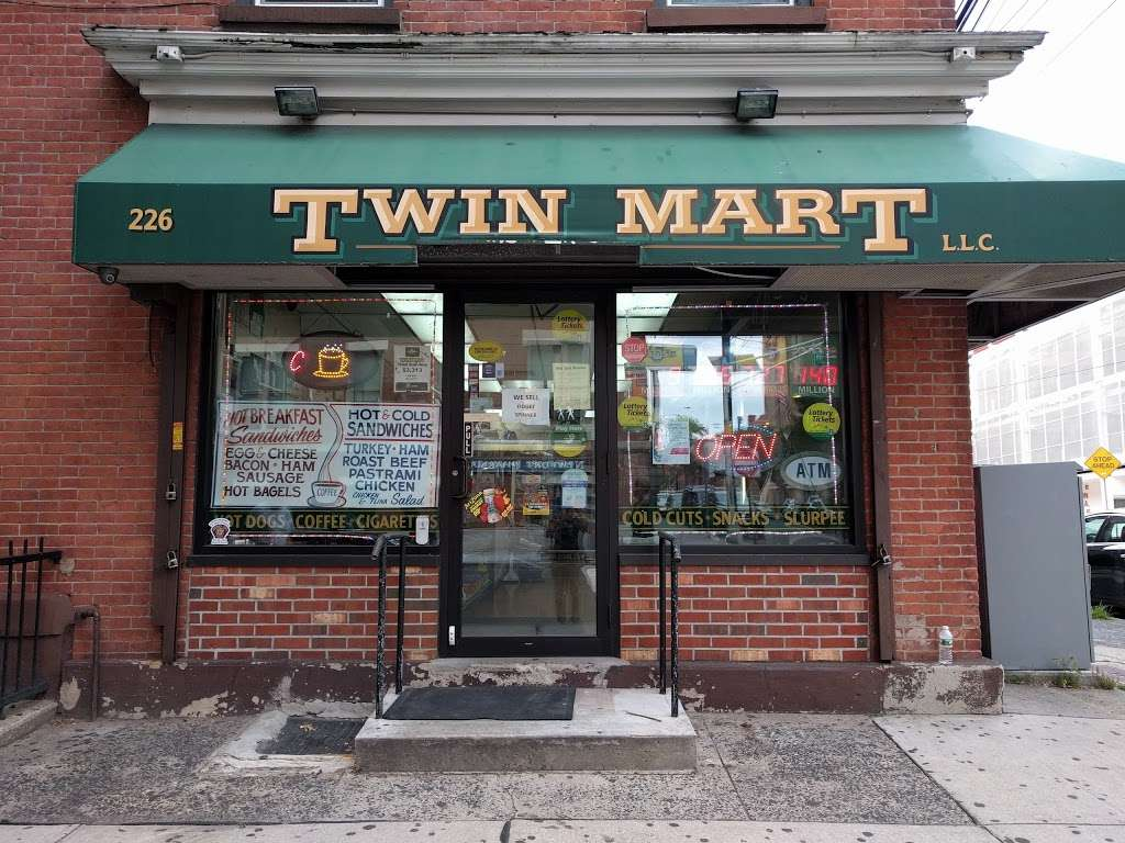 Twin Mart - convenience store  | Photo 1 of 3 | Address: 226 9th St, Jersey City, NJ 07302, USA | Phone: (201) 884-0173