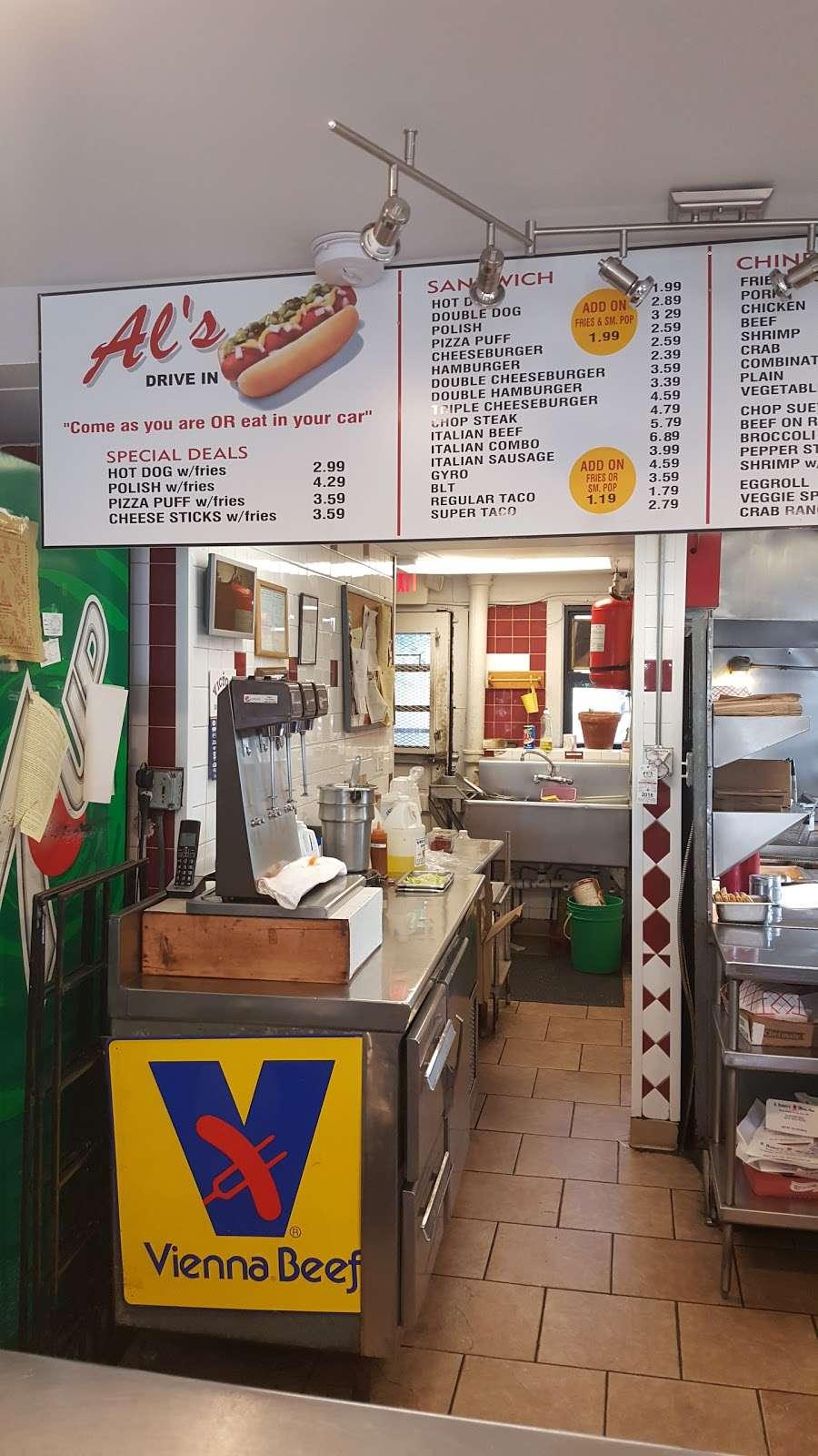 Als Drive In Inc - restaurant  | Photo 2 of 10 | Address: 80 Madison St, Maywood, IL 60153, USA | Phone: (708) 344-8660
