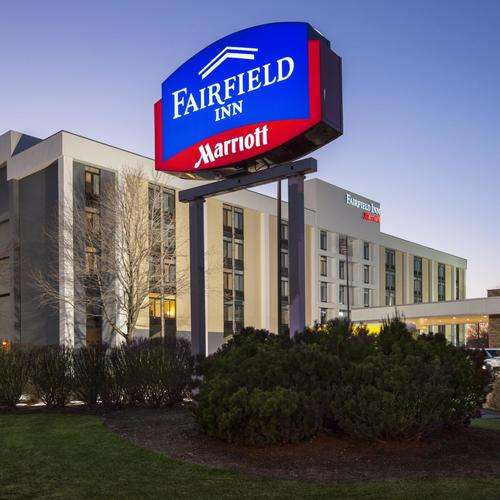 Fairfield Inn by Marriott East Rutherford Meadowlands - lodging  | Photo 6 of 10 | Address: 850 Paterson Plank Rd, East Rutherford, NJ 07073, USA | Phone: (201) 507-5222
